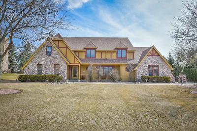 Waukesha County Single Family Home For Sale: 4520 Danbury Dr