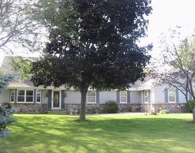 Washington County Single Family Home For Sale: W169n9873 Nigbor Dr
