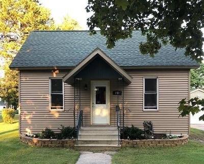 Single Family Home Active Contingent With Offer: 240 N Cranberry Ave