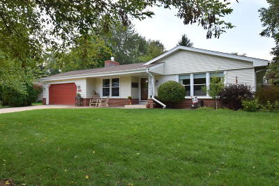 Franklin Single Family Home Active Contingent With Offer: 5716 W Cascade Dr