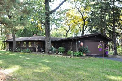 Dousman Single Family Home For Sale: W360s2881 Highway 67