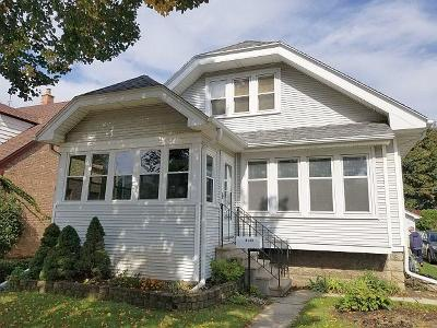 Single Family Home Active Contingent With Offer: 8130 Portland Ave