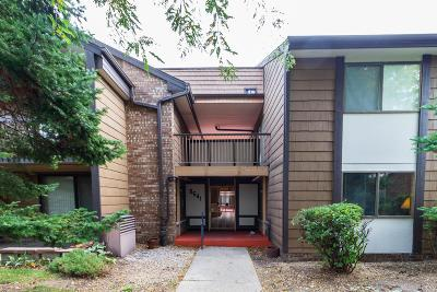 Milwaukee County Condo/Townhouse For Sale: 8641 N Servite Dr #106