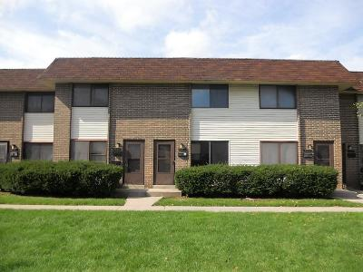Milwaukee Condo/Townhouse Active Contingent With Offer: 6070 W Port Ave