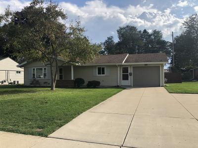 Waukesha County Single Family Home Active Contingent With Offer: 617 Oakland Ave