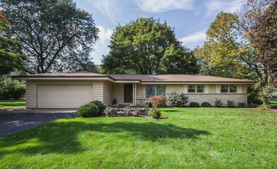 Brookfield Single Family Home For Sale: 2565 N 128th St