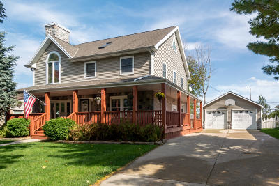 Milwaukee Single Family Home For Sale: 3548 S 81st St
