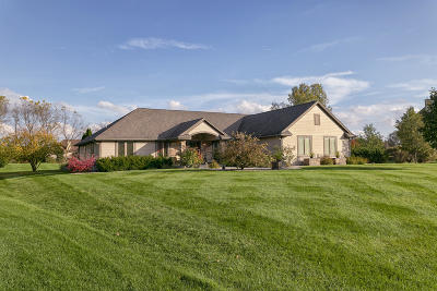 Waukesha County Single Family Home Active Contingent With Offer: W227s7780 Terrace Dr