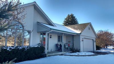 Menomonee Falls Single Family Home For Sale: N76w16061 Hunters Ridge Cir