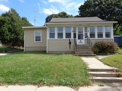 Whitewater Single Family Home For Sale: 357 N Jefferson St.
