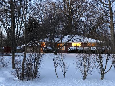 New Berlin Single Family Home For Sale: 14600 W Woodland Dr