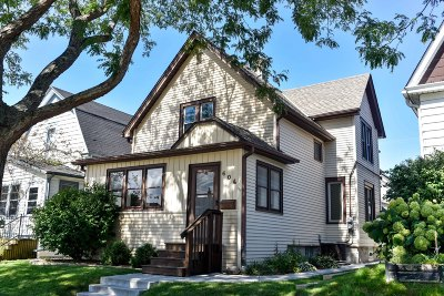 South Milwaukee Two Family Home For Sale: 604 Madison Ave