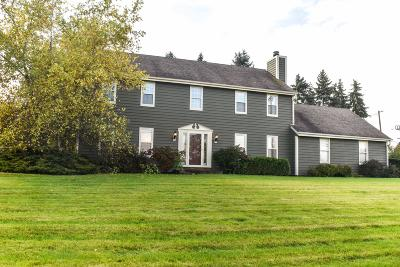 Single Family Home Active Contingent With Offer: 4780 N Calhoun Rd