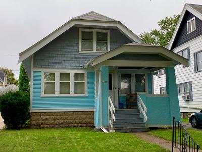 Wauwatosa Single Family Home For Sale: 2244 N 64th St