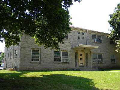 Milwaukee County Multi Family Home For Sale: 5415 W Forest Home Ave