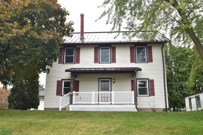 Mayville Single Family Home Active Contingent With Offer: 550 Furnace St