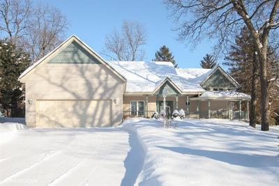 Waukesha WI Single Family Home For Sale: $410,000