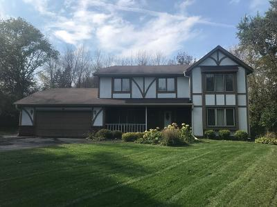 Mequon Single Family Home For Sale: 11117 N Range Line Rd