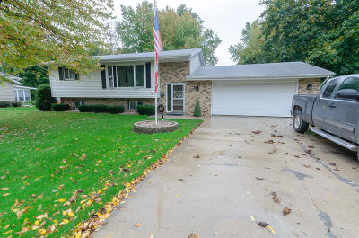 Mayville Single Family Home Active Contingent With Offer: 916 Alphyll Ln