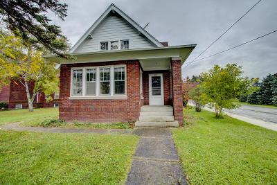 Cedar Grove Single Family Home For Sale: 225 N Main St
