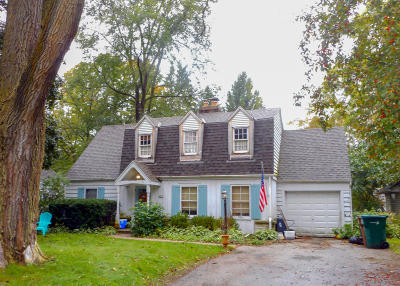 Glendale Single Family Home Active Contingent With Offer: 6625 N Elm Tree Rd