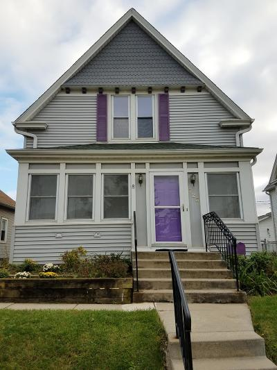 South Milwaukee Single Family Home For Sale: 723 Marquette Ave