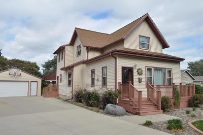 Waukesha WI Single Family Home Active Contingent With Offer: $244,900
