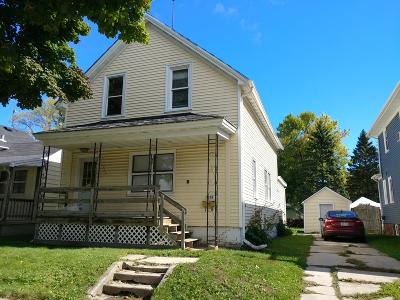 Sheboygan Single Family Home For Sale: 1713 N 10th St