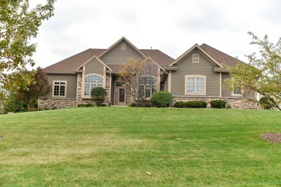 Menomonee Falls Single Family Home For Sale: W129n6609 Daylily Dr