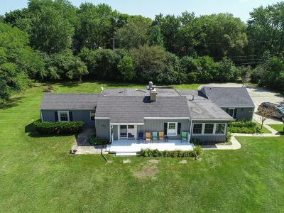 Mequon Single Family Home For Sale: 10934 N River Rd