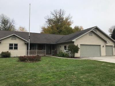 Sheboygan Single Family Home Active Contingent With Offer: 2507 N 38th St