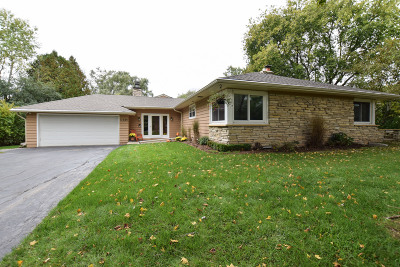 Ozaukee County Single Family Home For Sale: 11425 N Riverland Rd
