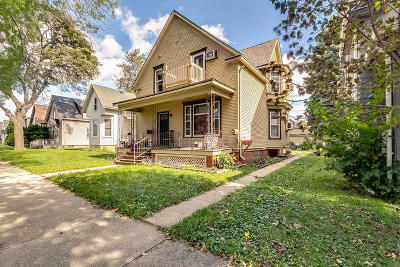 Racine County Two Family Home For Sale: 937 Grove Ave