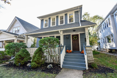Shorewood Single Family Home Active Contingent With Offer: 3547 N Cramer St