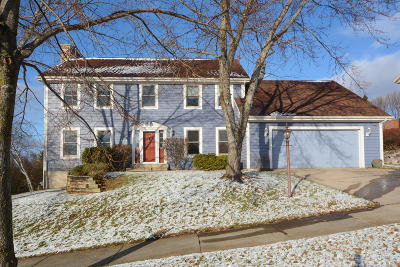 Waukesha WI Single Family Home For Sale: $312,000