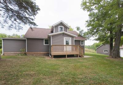 Menominee Single Family Home For Sale: W6824 3.5 Rd