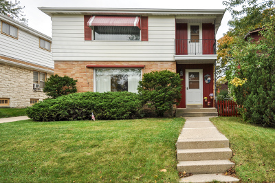 Milwaukee County Two Family Home For Sale: 3629 N 92nd St #3631