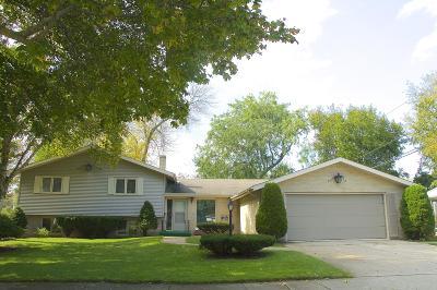 Racine Single Family Home For Sale: 3440 Ruby Ave