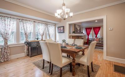 Milwaukee Single Family Home For Sale: 2804 N Grant Blvd
