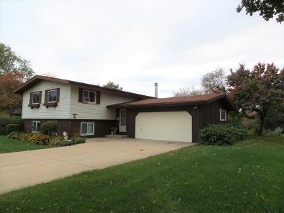 Menomonee Falls WI Single Family Home For Sale: $262,000