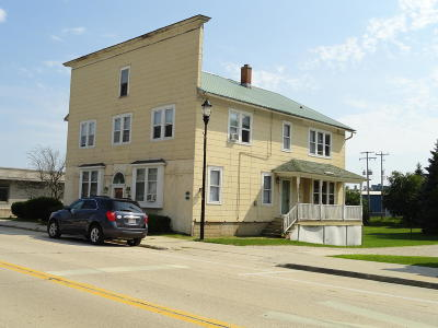 Cedar Grove Multi Family Home For Sale: 416 S Main St #418-420