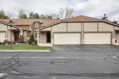 Washington County Condo/Townhouse For Sale: N113w16270 Sylvan Cir #15