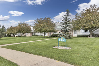 Franklin Condo/Townhouse Active Contingent With Offer: 10096 W Whitnall Edge Dr #G
