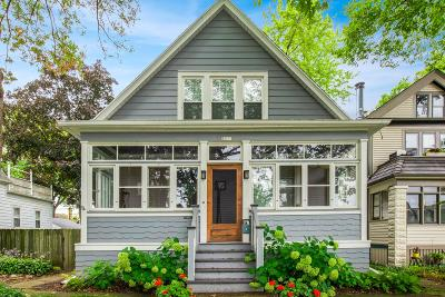Milwaukee Single Family Home Active Contingent With Offer: 3031 S Superior St