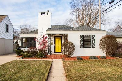 Whitefish Bay Single Family Home For Sale: 4785 N Idlewild Ave