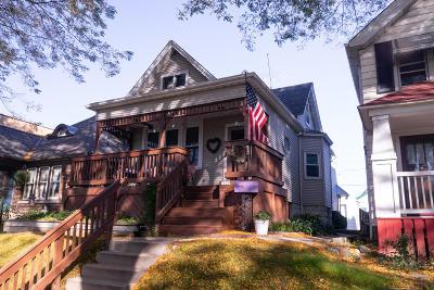 Milwaukee Single Family Home For Sale: 1820 E Oklahoma