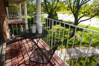 Milwaukee County Condo/Townhouse For Sale: 6400 W Howard Ave #201
