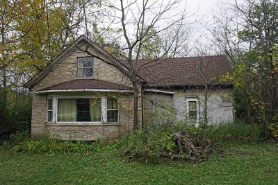 Racine County Single Family Home For Sale: 3403 Hwy 31