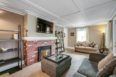 Milwaukee Single Family Home For Sale: 126 N 75th St
