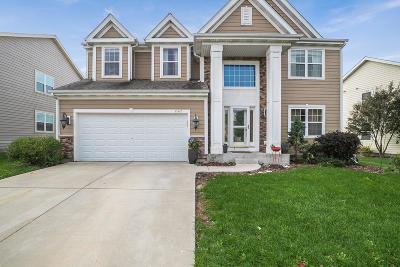Kenosha Single Family Home For Sale: 15405 73rd St